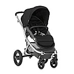 Britax Affinity Stroller with Silver Frame and Black Color Pack