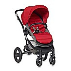 Britax Affinity Stroller with Black Frame and Red Pepper Color Pack