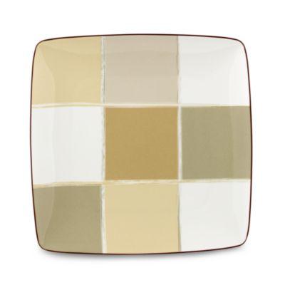 Noritake® Mocha Java 10 1/4-Inch Square Accent Plate