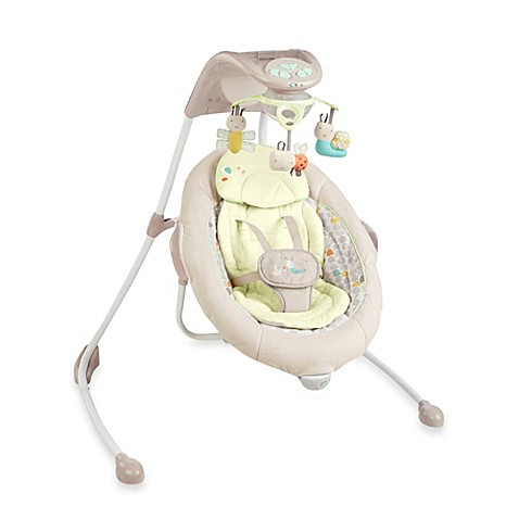 Ingenuity Inlighten Cradling Swing In Seneca Buybuy Baby