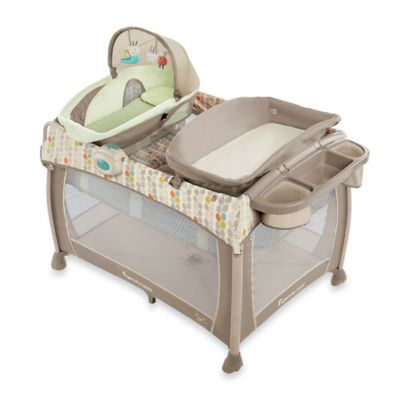 Ingenuity™ Washable Playard Deluxe With Dream Centre™ in Seneca™