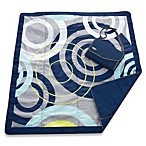 JJ Cole® Large Outdoor Blanket in Blue Orbit