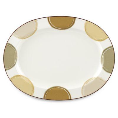 Noritake® Mocha Java 14-Inch Oval Platter