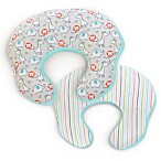 Comfort & Harmony's mombo™ Nursing Pillow in Safari 'n Stripes™