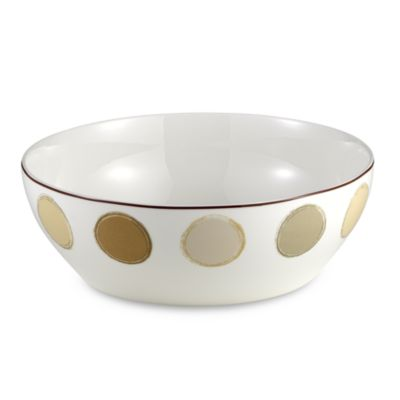 Noritake® Mocha Java 96-Ounce Round Vegetable Bowl