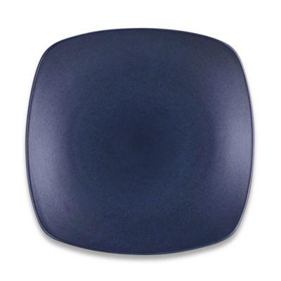 Noritake® Kona Indigo 8 1/4-Inch Small Square Plate