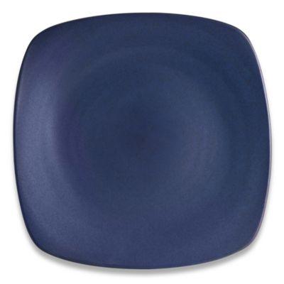 Noritake® Kona Indigo 11 3/4-Inch Large Square Plate