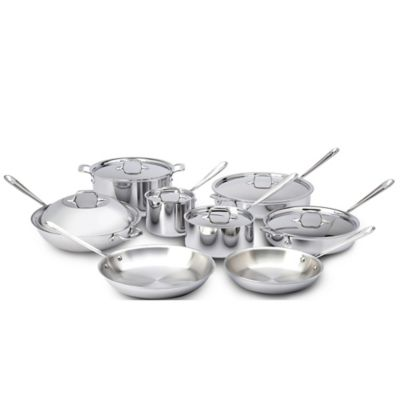 All-Clad Aluminum Cookware