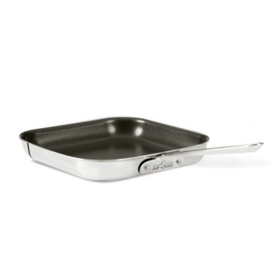 All-Clad Stainless Steel Nonstick 11-Inch Griddle Pan
