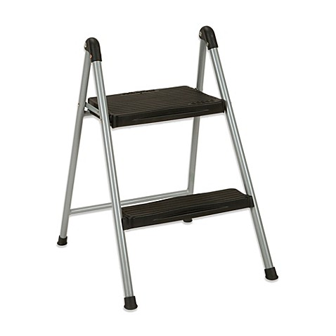 Cosco® 2-Step Steel Step Stool