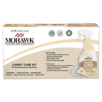 Mohawk Floorcare Essentials Carpet Care Kit