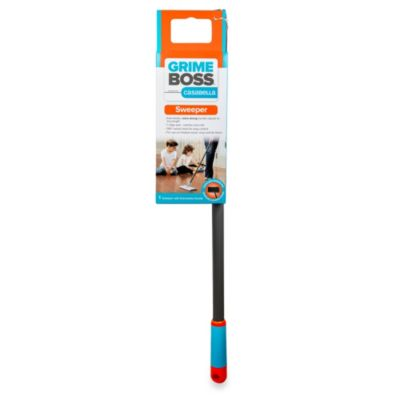Grime Boss® Premium Quick Clean Sweeper
