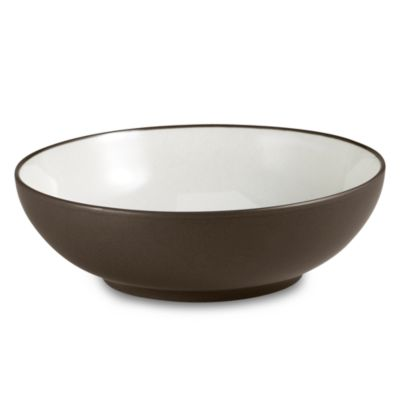 Noritake® Kona Coffee 64-Ounce Round Vegetable Bowl