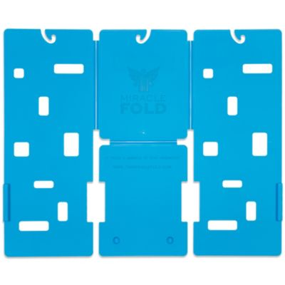 MiracleFold Laundry Folder in Sky Blue
