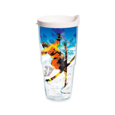 Tervis® Winter Sports Skiing 24-Ounce Wrap Tumbler with Lid