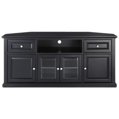 Crosley 60-Inch TV Stand in Black