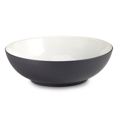 Noritake® Kona Slate 64-Ounce Round Vegetable Bowl