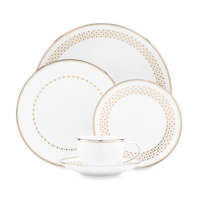 Lenox® kate spade new york Richmont Road 5-Piece Place Setting
