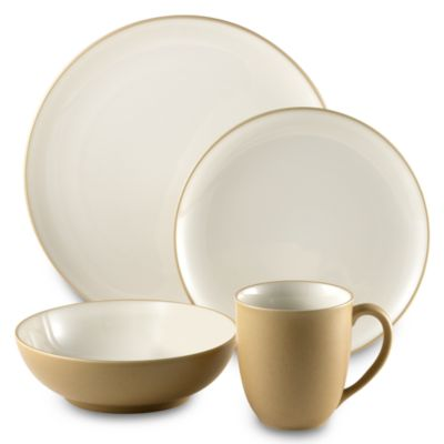 Noritake® Colorwave 4-Piece Place Setting in Suede
