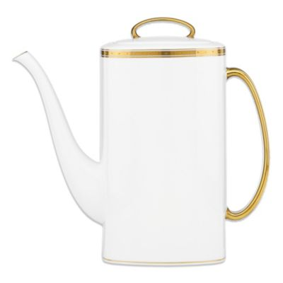kate spade new york Oxford Place 12-Inch Coffee Pot with Lid