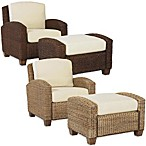 Home Styles Cabana Banana Chair & Ottoman
