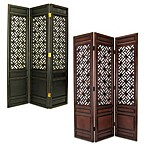 Suchow Wooden Decorative Room Divider/Screen