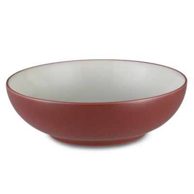 Noritake® Colorwave Raspberry 64-Ounce Vegetable Bowl