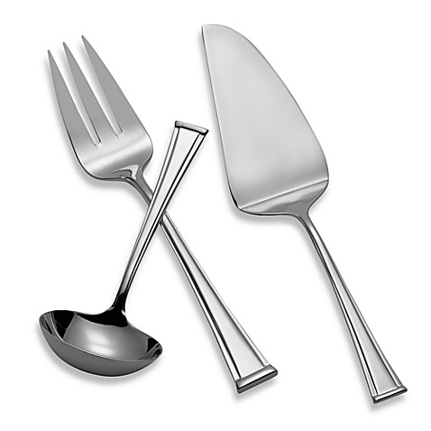 Waterford® Kilbarry 3-Piece Serving Set