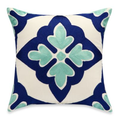 Anthology™ Jolie 16-Inch Square Toss Pillow