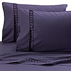 Vera Wang Violet Pillowcase Pair