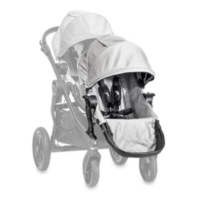 Baby Jogger® City Select Single Stroller in Silver > Baby Jogger® City Select® Second Seat Kit in Silver