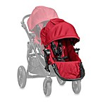 Baby Jogger® City Select® Second Seat Kit in Red