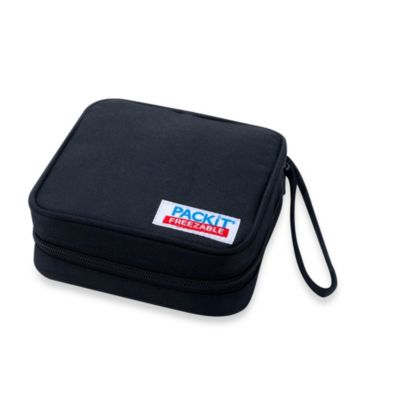 PACKiT® Sandwich Cooler in Black