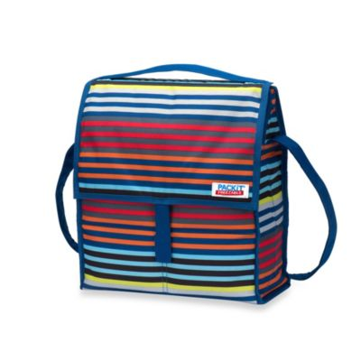 PACKiT® Social Cooler in Cali Stripes