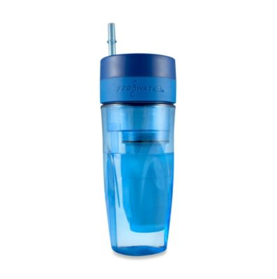 ZeroWater® Tumbler with Ion Exchange Filter Collection