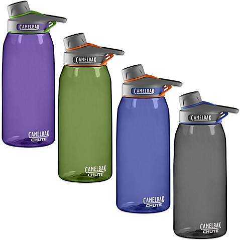 camelbak chute 1 liter water bottle bed bath beyond. Black Bedroom Furniture Sets. Home Design Ideas