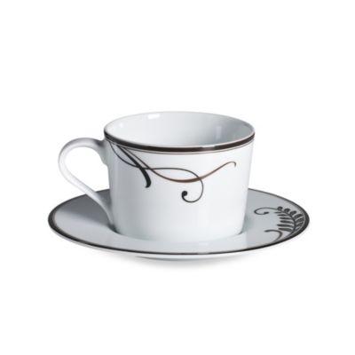 Mikasa® Cocoa Blossom Teacup and Saucer