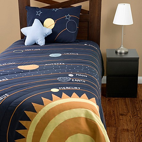 solar system bed sets - photo #24