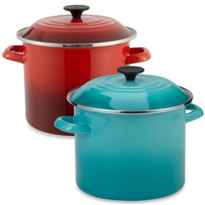 Le Creuset® 8-Quart Stockpot in Palm