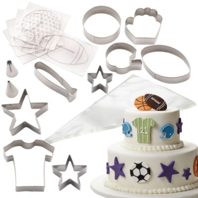 Cake Boss Bakeware & Baking Tools