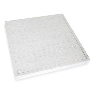 White Wash Trivet