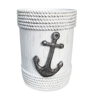Nautical Utensil Crock