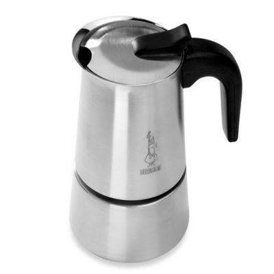 Bialetti® Musa 4-Cup Stovetop Espresso Maker