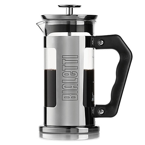 buy bialetti 350ml french press coffee maker from bed bath beyond. Black Bedroom Furniture Sets. Home Design Ideas