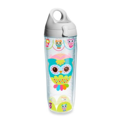 Tervis® Whimsical Birds 24-Ounce Wrap Water Bottle