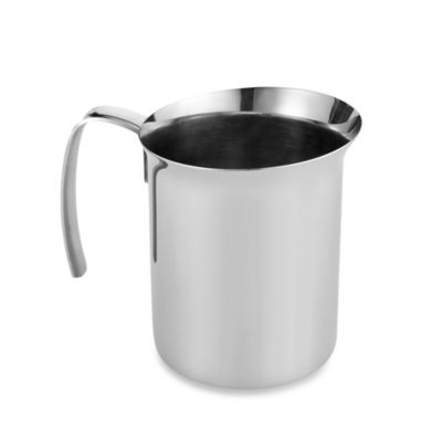 Bialetti® 25 oz. Stainless Steel Frothing Pitcher