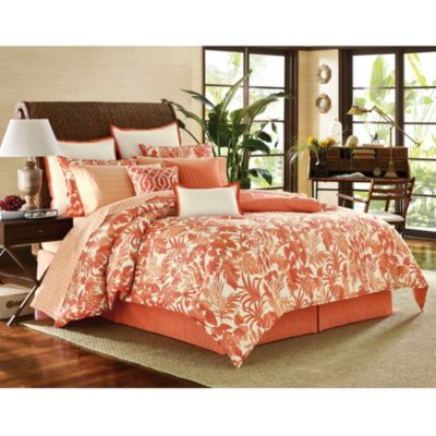 Tommy Bahama® Palma Sola Twin Duvet Cover Set