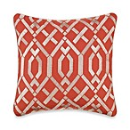 Tommy Bahama® Palma Sola Lattice Square Toss Pillow