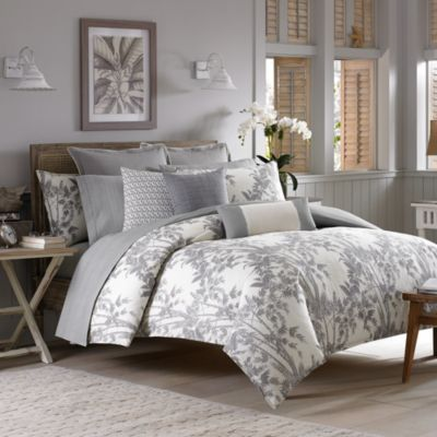 Tommy Bahama® Laguna Ridge Duvet Cover and Sham Set