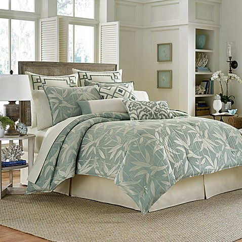 Buy Tommy Bahama 174 Bamboo Breeze Twin Duvet Cover Set From